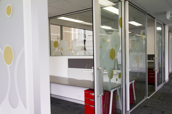 Mid Range Office Fitout