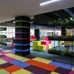 10 Unconventional Creative Office Space Design Ideas